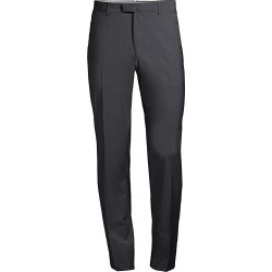Corneliani Men's Academy Wool Trousers - Charcoal - Size 52 R found on MODAPINS from Saks Fifth Avenue for USD $276.50