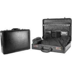 Roll Leather Attache Case