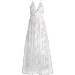 Embroided Floral Mesh Gown found on Bargain Bro India from Saks Fifth Avenue AU for $413.83