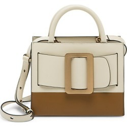 Boyy Women's Bobby Two-Tone Leather Tote - Parchment found on MODAPINS from Saks Fifth Avenue for USD $833.00
