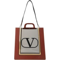 Valentino Garavani Reveal Leather-Trimmed PVC Tote found on Bargain Bro from Saks Fifth Avenue UK for £1438