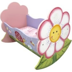Magic Garden Rocking Doll Bed found on Bargain Bro India from Saks Fifth Avenue Canada for $71.94