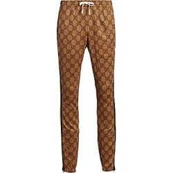 Gucci Men's GG Technical Jersey Jogging Pant - Camel - Size XXL found on Bargain Bro India from LinkShare USA for $1700.00