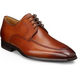 Leather Moc-Toe Bluchers found on Bargain Bro Philippines from Saks Fifth Avenue OFF 5TH for $189.99