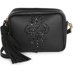 Anya Hindmarch Women's The Neeson Leather Camera Bag - Black found on MODAPINS from Saks Fifth Avenue for USD $850.00