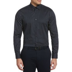 Dainty Floral Dot Print Long Sleeve Shirt found on GamingScroll.com from The Bay for $30.96