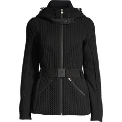 Post Card Women's Ski Olympic Jacket - Black - Size 42 (6)