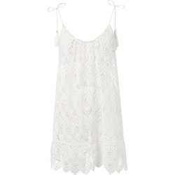 Ana Lace Beach Dress found on MODAPINS from Saks Fifth Avenue for USD $220.00