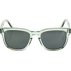 Barton Perreira Men's Coltrane Absint 54MM Square Sunglasses - Absinthe found on MODAPINS from Saks Fifth Avenue for USD $470.00