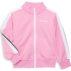 Palm Angels Little Kid's & Kid's Track Jacket - Baby Pink - Size 8