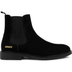 Axel Arigato Men's Men's Suede Chelsea Boots - Black - Size 8 found on MODAPINS from Saks Fifth Avenue for USD $255.00