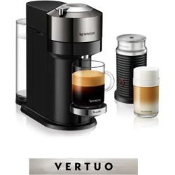 Machine à café et à espresso Vertuo Next Premium par Breville avec mousseur à lait Aeroccino found on Bargain Bro India from La Baie for $169.99