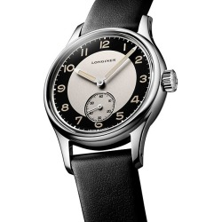 Longines Heritage Automatic Stainless Steel Leather-Strap Watch found on MODAPINS from Saks Fifth Avenue AU for USD $2116.95