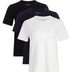 Majestic Filatures Men's 3-Piece Crewneck T-Shirt Set - Basic Present - Size Small found on MODAPINS from Saks Fifth Avenue for USD $250.00