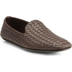 Fiandra Intrecciato Foulard Leather Slippers found on Bargain Bro from Saks Fifth Avenue UK for £409