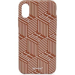 Off-White Women's Monogram iPhone XS Case - Nude found on Bargain Bro Philippines from Saks Fifth Avenue for $165.00