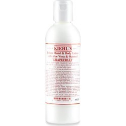 Deluxe Hand & Body Lotion with Aloe Vera & Oatmeal- Grapefruit