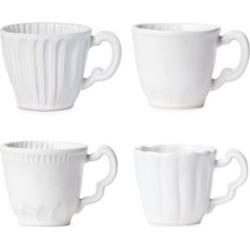 Set of Four Incanto Stone Assorted Mugs found on Bargain Bro UK from Saks Fifth Avenue UK