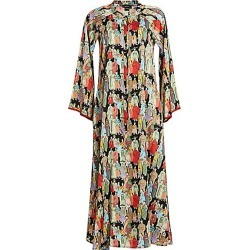 Natori Women's Dynasty Zip Caftan - Size Large found on Bargain Bro Philippines from Saks Fifth Avenue for $160.00