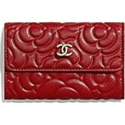 Chanel Flap Card Holder - Rouge found on Bargain Bro Philippines from Saks Fifth Avenue for $525.00