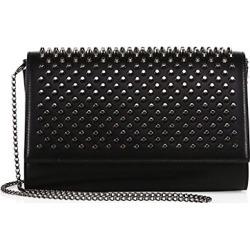 Paloma Leather Clutch