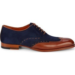Paganini Two-Tone Leather Oxfords found on Bargain Bro Philippines from Saks Fifth Avenue OFF 5TH for $199.99