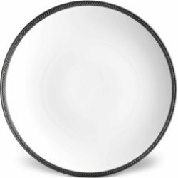Soie Tressee Collection Braided Porcelain Charger Plate found on Bargain Bro Philippines from Saks Fifth Avenue Canada for $145.48