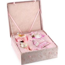 Noble Gems Collection Girl's 4-Piece Ornament Set found on Bargain Bro India from Saks Fifth Avenue Canada for $75.73