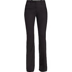 Altuzarra Women's Serge Flared Stretch-Wool Pants - Black - Size 46 (12) found on MODAPINS from Saks Fifth Avenue for USD $795.00
