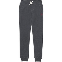 Ralph Lauren Little Boy's & Boy's Fleece Jogging Pants - Grey Heather - Size 3 found on Bargain Bro Philippines from Saks Fifth Avenue for $35.00