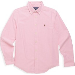 Ralph Lauren Little Boy's & Boy's Cotton Oxford Sport Shirt - New Rose - Size 18 found on Bargain Bro India from Saks Fifth Avenue for $50.00