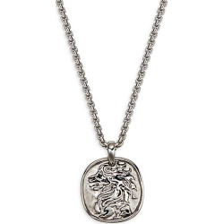 Lion Pendant Necklace found on Bargain Bro India from Saks Fifth Avenue OFF 5TH for $232.00