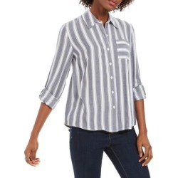 Striped Utility Shirt found on Bargain Bro Philippines from The Bay for $34.50