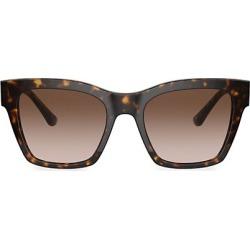 53MM Gradient Square Sunglasses
