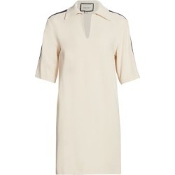 Ribbon Trim Stretch-Cady Polo Tunic found on Bargain Bro Philippines from Saks Fifth Avenue Canada for $1455.96