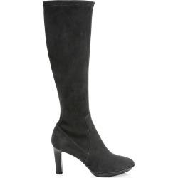 Aquatalia Women's Rhumba Knee-High Suede Boots - Anthracite - Size 5 found on MODAPINS from Saks Fifth Avenue for USD $695.00