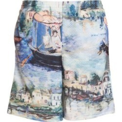 Lake Mesh Swim Trunks found on MODAPINS from Saks Fifth Avenue AU for USD $413.25