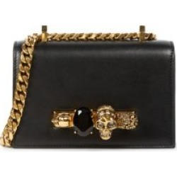 Mini Skull Jewelled Leather Satchel found on Bargain Bro Philippines from Saks Fifth Avenue Canada for $1124.58