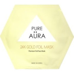 24K Gold Foil Sheet Mask found on Makeup Collection from Saks Fifth Avenue UK for GBP 5.35
