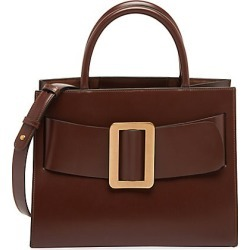 Boyy Women's Bobby Leather Tote - Oxblood found on MODAPINS from Saks Fifth Avenue for USD $1395.00