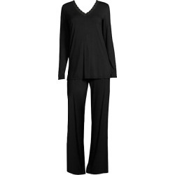 Feather Essentials Solid Pajamas found on MODAPINS from Saks Fifth Avenue for USD $130.00