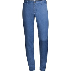 Incotex Men's Slim-Fit Stretch Uniform Pants - Bright Blue - Size 34 found on MODAPINS from Saks Fifth Avenue for USD $237.00