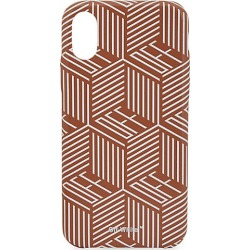 Off-White Women's Monogram iPhone XS Case - Nude found on Bargain Bro India from Saks Fifth Avenue for $165.00