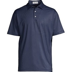 Peter Millar Men's Crown Sport Dot-Print Polo - Navy - Size XL found on Bargain Bro Philippines from Saks Fifth Avenue for $94.00
