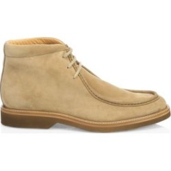 COLLECTION Suede Contrast Sole Desert Boots found on MODAPINS from Saks Fifth Avenue AU for USD $369.64