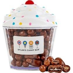 Dylan's Candy Bar Cupcake Filled with Chocolate Pretzels found on Bargain Bro India from Saks Fifth Avenue for $28.00