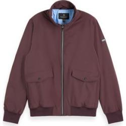 Harrington Zip-Front Jacket
