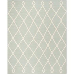 Kids Moroccan Hand Tufted Wool Area Rug found on Bargain Bro Philippines from Saks Fifth Avenue OFF 5TH for $449.99