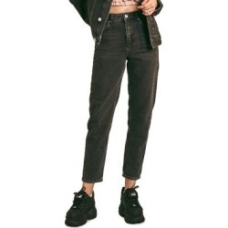 Relaxed-Fit Mom Jeans