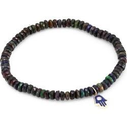 Opal, Diamond, & 14K Gold Hamsa Charm Bracelet found on Bargain Bro UK from Saks Fifth Avenue UK